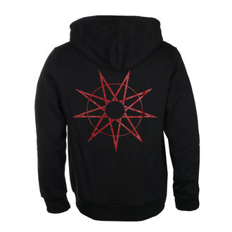 hoodie men's Slipknot - 9-Point Star - ROCK OFF, ROCK OFF, Slipknot