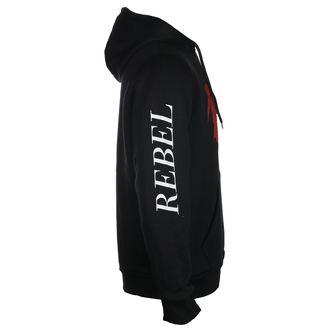 hoodie men's David Bowie - Rebel Rebel - ROCK OFF, ROCK OFF, David Bowie