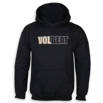 hoodie men's Volbeat - Bleeding Crown Skull - ROCK OFF, ROCK OFF, Volbeat