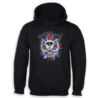 hoodie men's Motörhead - British Warpig - ROCK OFF, ROCK OFF, Motörhead