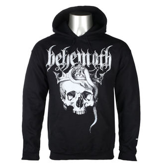 hoodie men's Behemoth - Skull - KINGS ROAD - 20114415