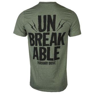 t-shirt metal men's Parkway Drive - Unbreakable - KINGS ROAD, KINGS ROAD, Parkway Drive