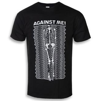 t-shirt metal men's Against Me! - Provision - KINGS ROAD