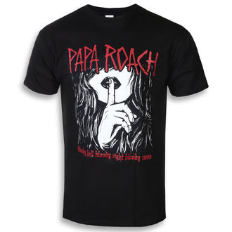 t-shirt metal men's Papa Roach - Bloody Hell - KINGS ROAD