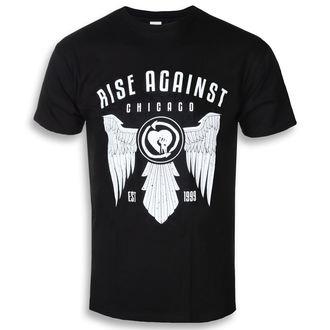 t-shirt metal men's Rise Against - Wings - KINGS ROAD, KINGS ROAD, Rise Against