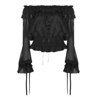 t-shirt gothic and punk women's - Nights Serenade - PUNK RAVE, PUNK RAVE