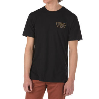 t-shirt street men's - MN FULL PATCH BACK S - VANS, VANS