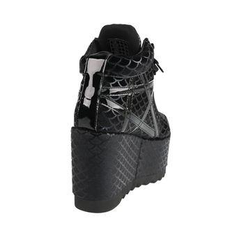 wedge boots women's - Mermad Trainers - KILLSTAR