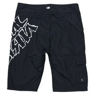 Shorts Men (swim shorts) METAL MULISHA - IKON - BLK, METAL MULISHA