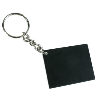 Key ring (pendant) METALSHOP - single-sided, METALSHOP.CZ