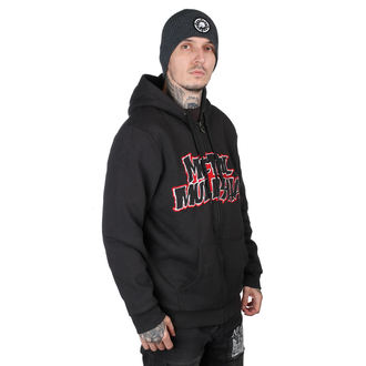 hoodie men's - THROWBACK SHERPA - METAL MULISHA, METAL MULISHA