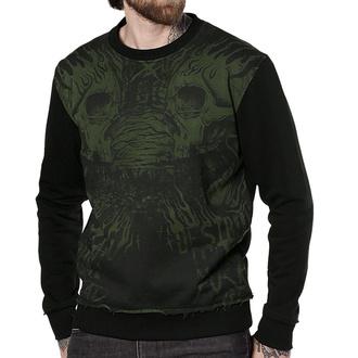 sweatshirt (no hood) men's - SWEAT CEMETERY - HYRAW - FW19-M20