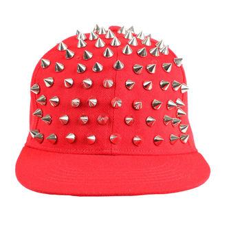 Cap Cupcake Cult - X SPIKE - RED / SILVER, CUPCAKE CULT