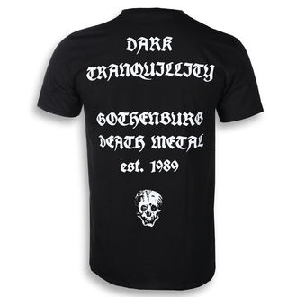 t-shirt metal men's Dark Tranquillity - Old Skool -, Dark Tranquillity