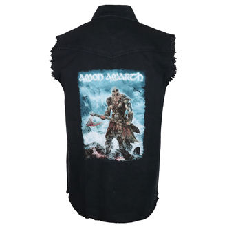 Men's sleeveless shirt (vest) AMON AMARTH - JOMSVIKING - RAZAMATAZ, RAZAMATAZ, Amon Amarth