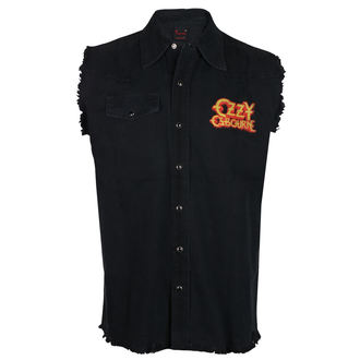 Men's sleeveless shirt (vest) OZZY OSBOURNE - BARK AT THE MOON - RAZAMATAZ, RAZAMATAZ, Ozzy Osbourne