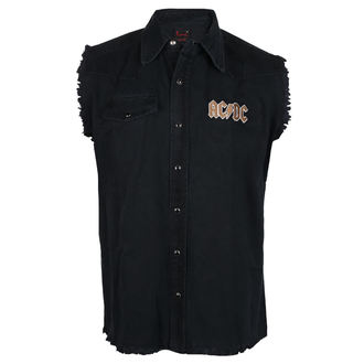 Men's sleeveless shirt (vest) AC / DC - IN ROCK WE TRUST - RAZAMATAZ, RAZAMATAZ, AC-DC