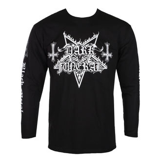 t-shirt metal men's Dark Funeral - LOGO / BLACK METAL - RAZAMATAZ, RAZAMATAZ, Dark Funeral