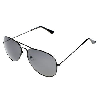 Sunglasses JEWELRY & WATCHES - AVIATOR - Black, JEWELRY & WATCHES