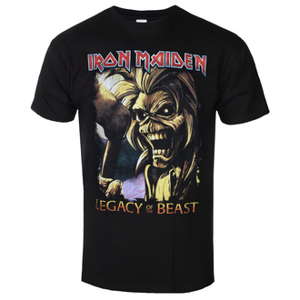 t-shirt metal men's Iron Maiden - Killers - ROCK OFF - IMTEE89MB