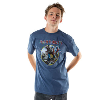 t-shirt metal men's Iron Maiden - AMPLIFIED - AMPLIFIED, AMPLIFIED, Iron Maiden