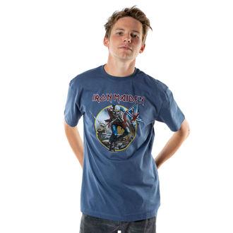 t-shirt metal men's Iron Maiden - AMPLIFIED - AMPLIFIED - Av273TRO