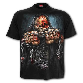 Metal T-Shirt men's Five Finger Death Punch - Five Finger Death Punch - SPIRAL - G222M101