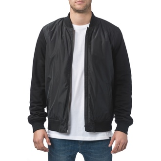 spring/fall jacket - Bomber - GLOBE - GB01737008-BLK