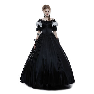 Dress Women's (Wedding/ Ball gown) PUNK RAVE - Black Ruby Gothic, PUNK RAVE