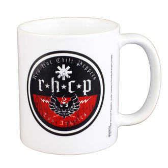 Mug Red Hot Chili Peppers - Los Angeles - PYRAMID POSTERS, PYRAMID POSTERS, Red Hot Chili Peppers