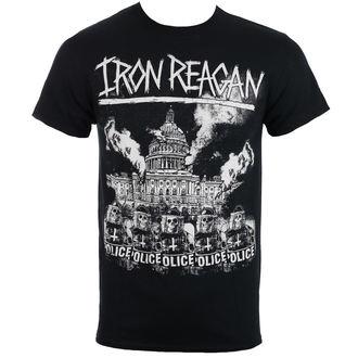 t-shirt metal men's Iron Reagan - Capital Police - Just Say Rock