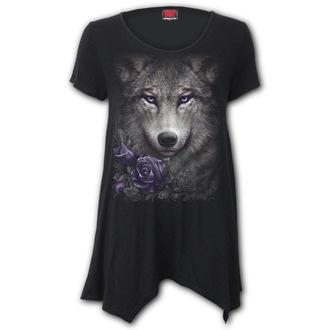 t-shirt women's - WOLF ROSES - SPIRAL, SPIRAL