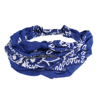 Scarf (headband) Rockabella - BAND TWO - BLUE, ROCKABELLA