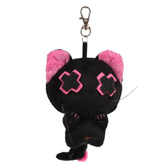 Pendant (puppy toy) Dead Cute - BABY VANITY - BLACK / PINK