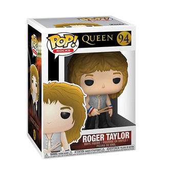 Figure Queen - POP! - Roger Taylor, POP, Queen