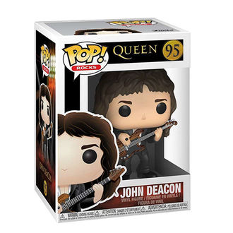 Figure Queen - POP! - John Deacon, POP, Queen
