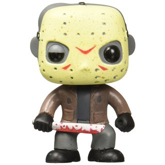 Figure Friday the 13th - POP! - Jason Voorhees, POP, Friday 13th