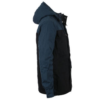 winter men´s jacket GLOBE - Goodstock Blocked Parka - Black - GB01637014-BLK