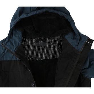 winter jacket - Goodstock Blocked Parka - GLOBE - GB01637014-BLK