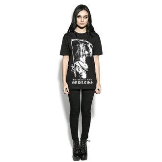 T-Shirt men's - Godless - BLACK CRAFT - PT023GS