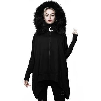 hoodie women's - Gothel - KILLSTAR - KSRA001376