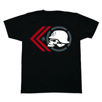 t-shirt street men's - GREATER THAN - METAL MULISHA, METAL MULISHA