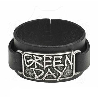 Bracelet Green Day - ALCHEMY GOTHIC, ALCHEMY GOTHIC, Green Day