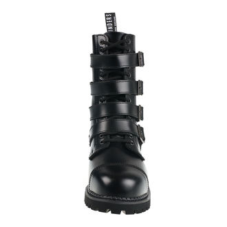 leather boots men's - GRINDERS - QUA-CS-BLA