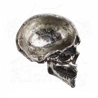 Decoration (bowl) ALCHEMY GOTHIC - Skull, ALCHEMY GOTHIC