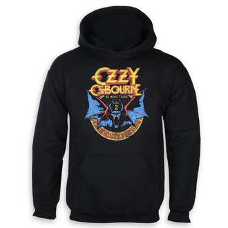 hoodie men's Ozzy Osbourne - Bat Circle - ROCK OFF - OZZHD01MB