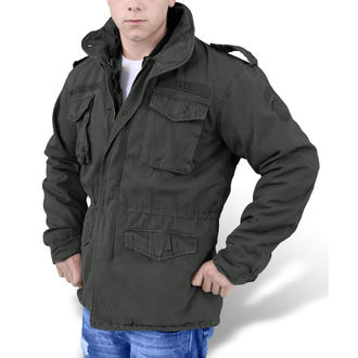 spring/fall jacket men's - Regiment M65 - SURPLUS - 20-2501-63