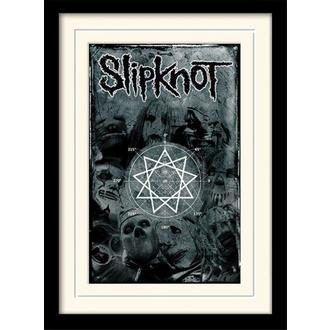 Poster (framed) SLIPKNOT, NNM, Slipknot