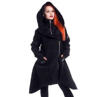 Coat women's HEARTLESS - HUNCH - BLACK, HEARTLESS