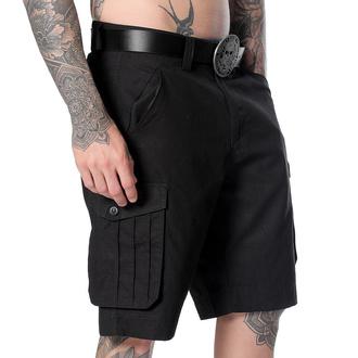 Men's shorts HYRAW - BLACK CARGO - SS20-M32-SHRT
